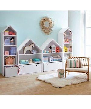 d coration chambre enfant bibliotheque tag re maison la redoute babayaga magazine id es pour. Black Bedroom Furniture Sets. Home Design Ideas