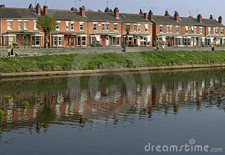 city of worcester england UK | Worcester city the river severn worcestershire the midlands england uk ...