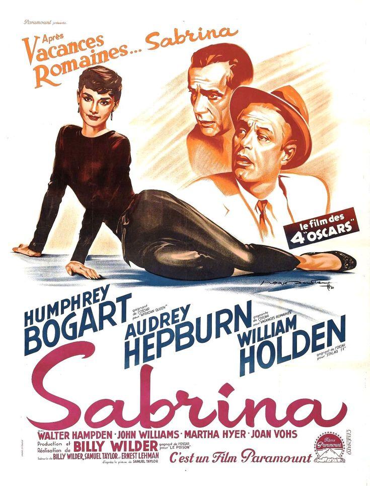 Sabrina - Billy Wilder