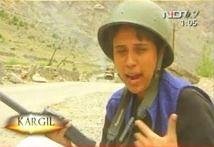 Barkha in Kargil War