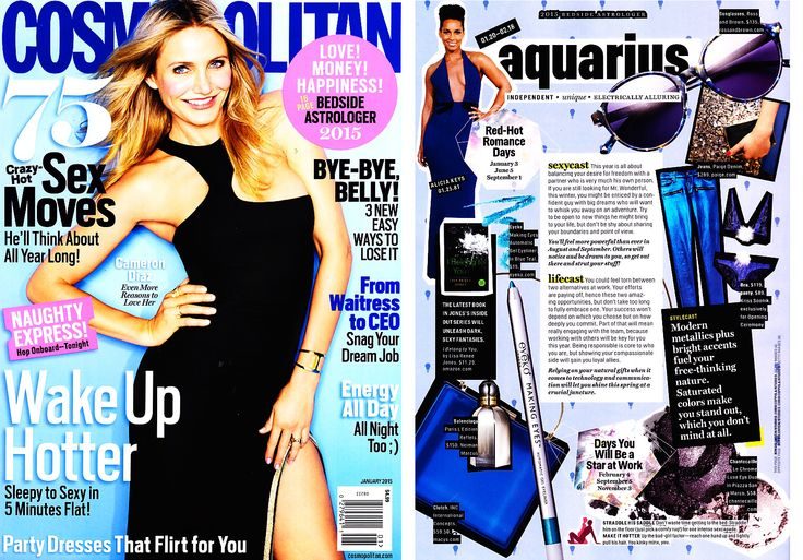 Cosmopolitan / Jan 2015