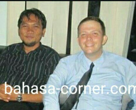 Native Speaker dari UK dan USA di Jakarta, Tangerang dan Bekasi.