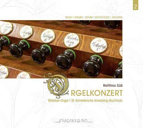 Orgelkonzert St. Annenkirche  Vol. 2