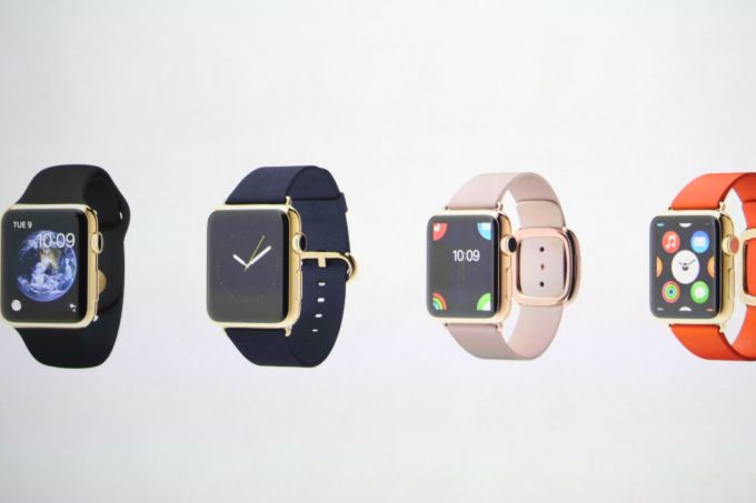 It is like my FitBit and my iphone had a baby. Meet The Apple Watch | TechCrunch