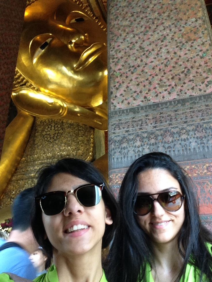 Watpho watpad temple in bangkok
