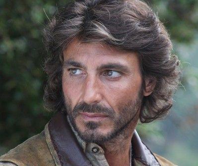 Daniele Liotti | Daniele Liotti nella serie sarà Carmine Crocco