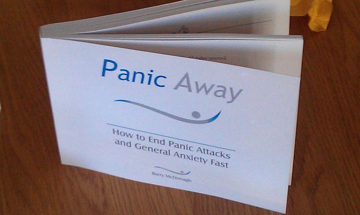 Panic Away's Book