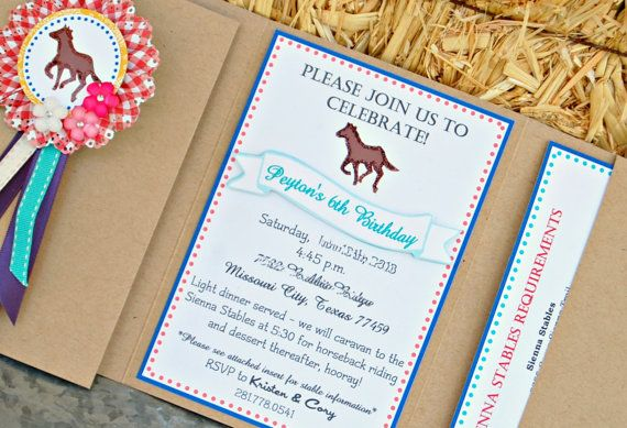 The Vintage Horse Show Collection Custom by maryhadalittleparty