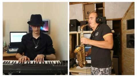Avicii - Wake Me Up (Mister Q & Syntheticsax Cover) - Pop Music Video - BEAT100 - Visit Amy FM | www.amyfm.nz