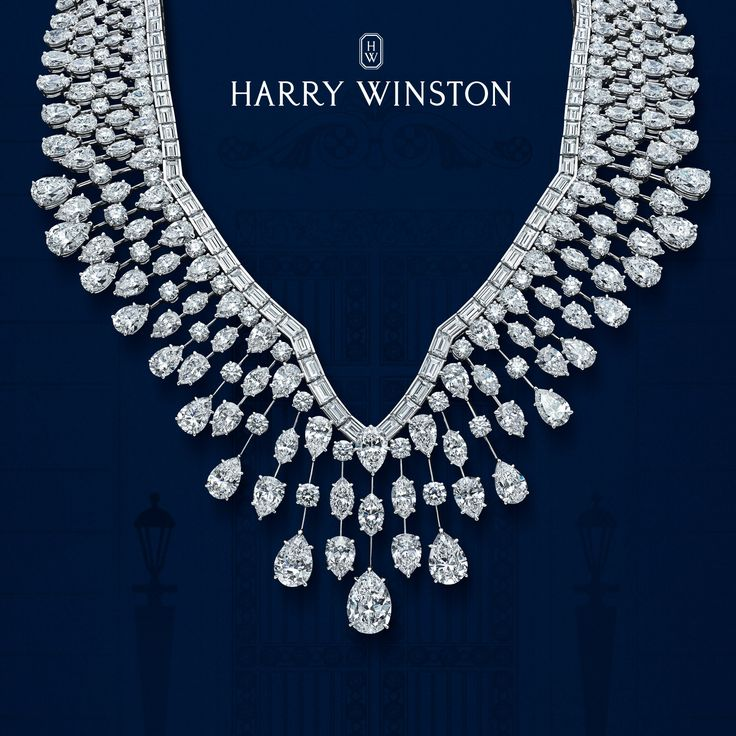 The perfect marriage of her sophisticated style, and his dream to one day dress a woman purely in diamonds