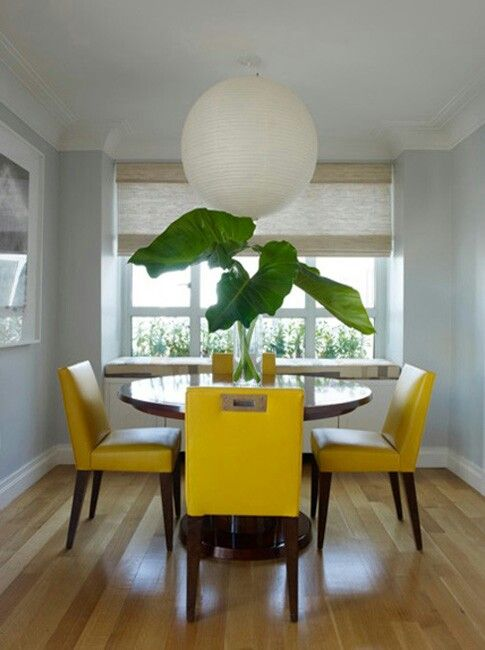 M s de 25 ideas incre bles sobre sillas de comedor de Sillas comedor amarillas