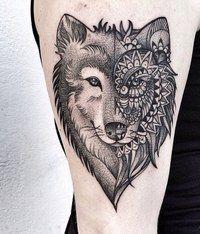 волк с рогами значение - Поиск в Google