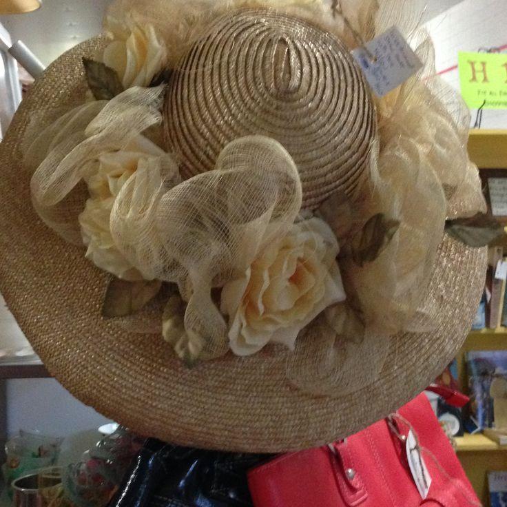 Rustic Hat, Waverley Vintage Bazaar
