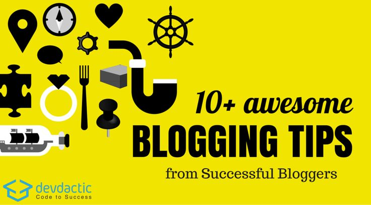 Becoming successful takes time. But with these awesome blogging tips and tricks…