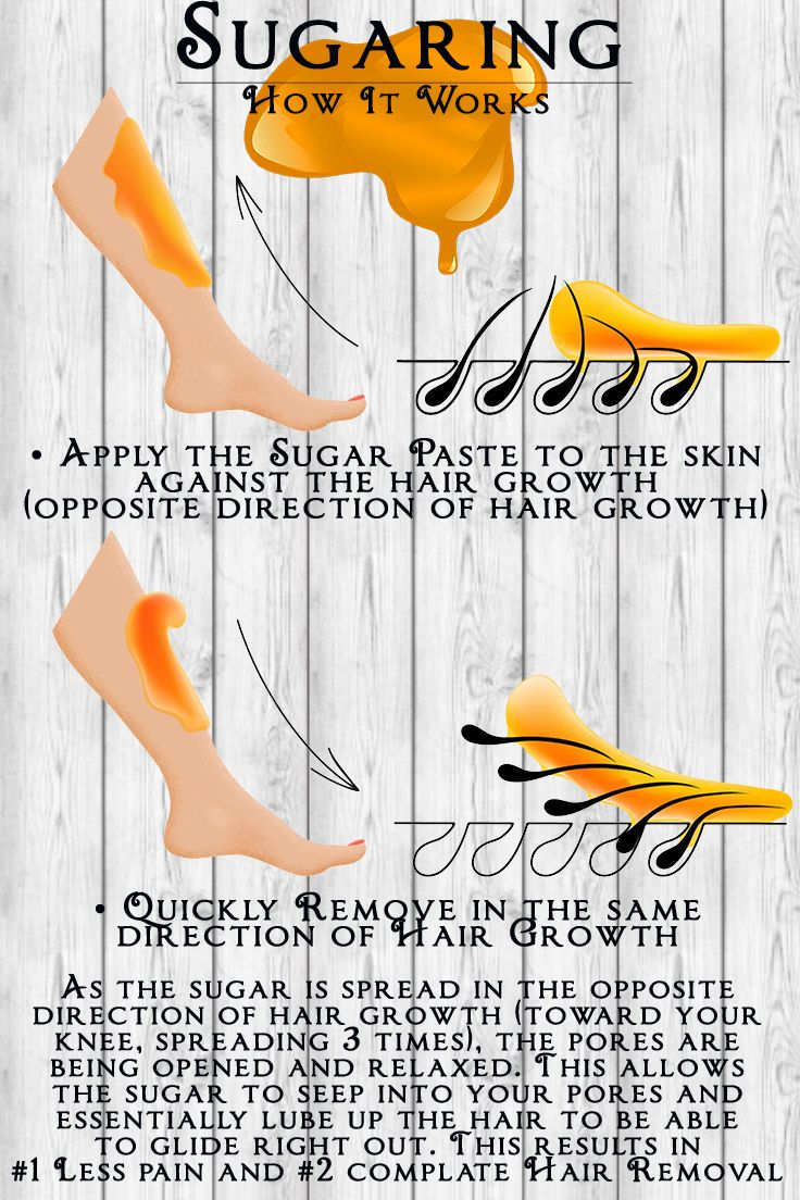 How Sugaring Works Jbhomemade Sugaring Hair Removal Sugar Waxing Natural Wax Hair Removal