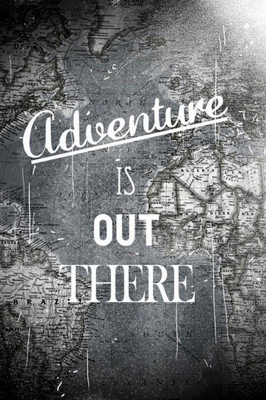 Seek, travel, live.                                         BE CURIOUS