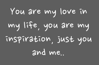Just You 'N' Me by Chicago.  #chicago #song #lyrics #life #inspiration #you #me #love