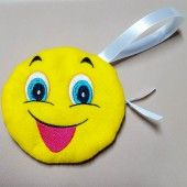 I found this Embroidery Design for only: $4.50 on aStitchaHalf.com! Emojis are those little characters that liven up our text messages. And now you can find this In Smiley face right on your Emoji bag. Brighten up your day, create this In the Hoop Emoji bag and see the smiles on your friends faces.This SUPER EASY fun project needs only 2 hoopings! No sewing required! Have a look at out FREE PHOTO TUTORIAL on this project. Click on the Tutorials TAB at the top of the webpage. Then click on…