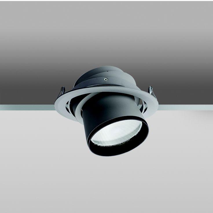 #Illuminazione #LED e #fluorescenza. Thunder