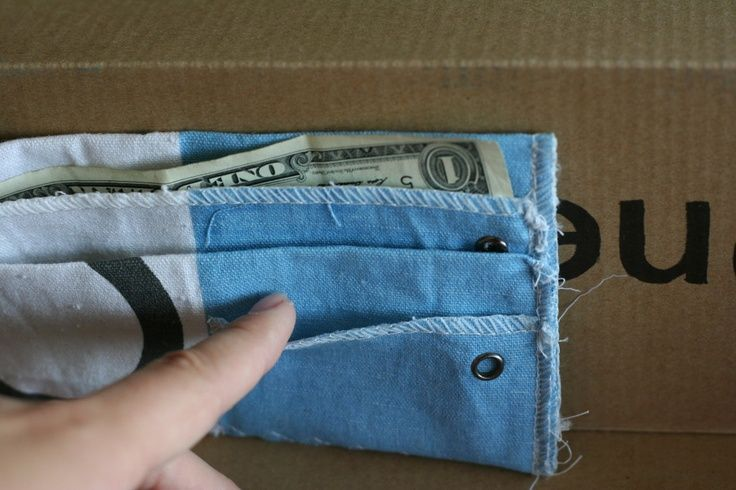 TOMS Flag Wallet and iphone case