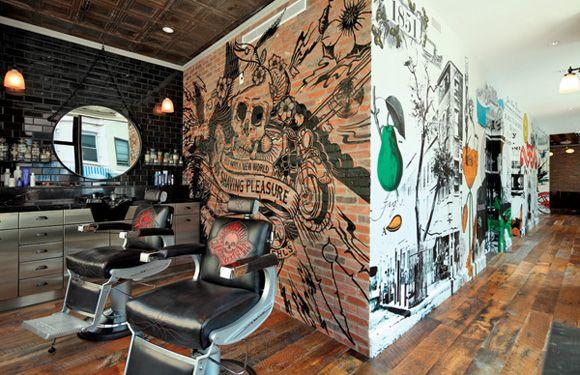 Barber Ues : Barbershop Men S, Interior, Barber Ideas, Barber Shop, Barbershop ...