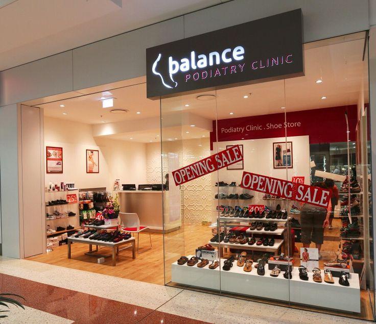 Balance Podiatry Clinic Brookside #Vizion shopfitters #shopfitting #shop #shopfitters # Retail stores # Retail Shops