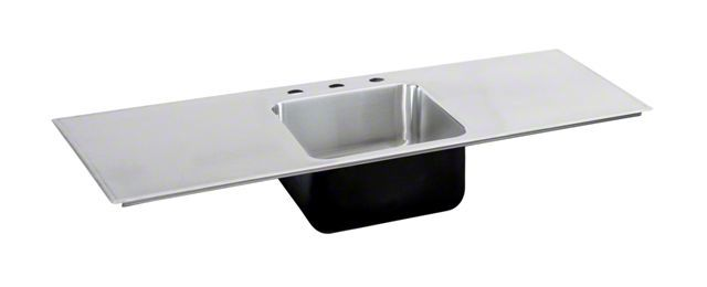 Just Stainless Steel Sinks : ... Sinks on Pinterest Stainless steel, Stainless kitchen sinks and