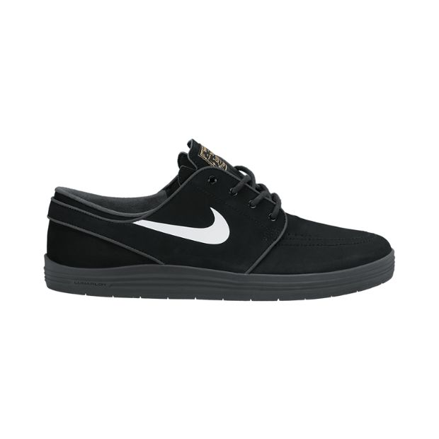 Tomber Loker Chaussures De Skateboard Diamants Noir / Blanc / Détresse 1b Produits, Número De Zapato: 42