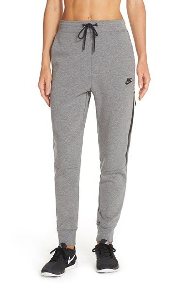 Nike Fleece Sweatpants available at #Nordstrom