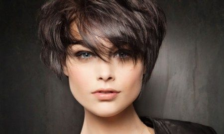 Very Short Haircut Styles For Round Face Girls