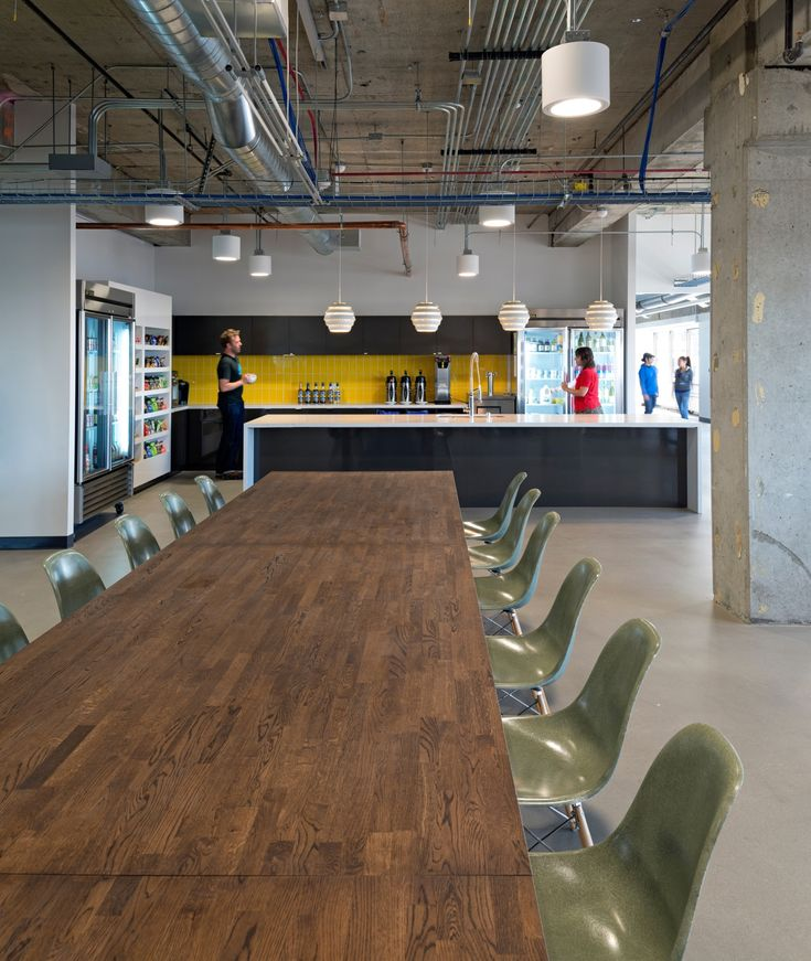 28 Best Break Rooms / Corporate Kitchen Images On