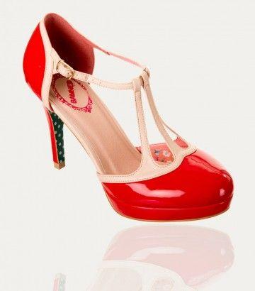 Chaussures vintage ann e 50 homme - Chaussures annees 50 femme ...
