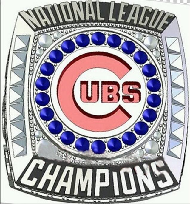 Bottom price The Newest Replica MLB 2016 Chicago CUBS Baseball World Series Championship Ring