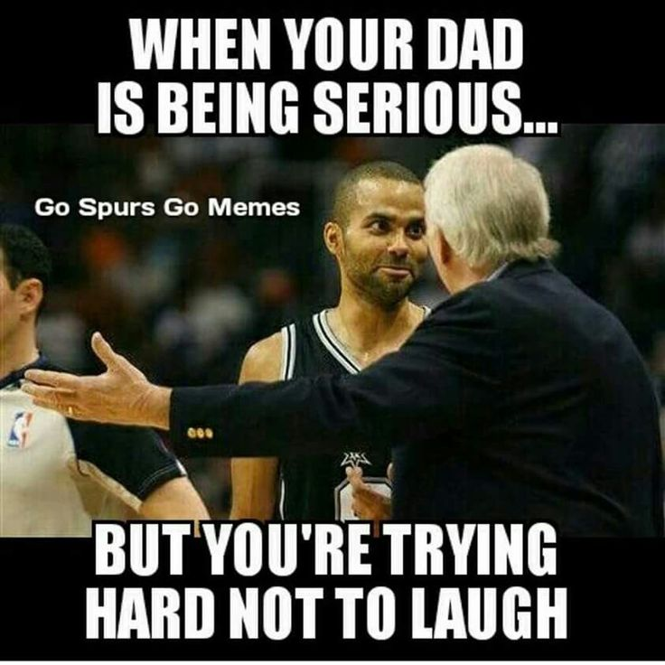 Haha or trying not to cry! # GSG #SpursFanForLife