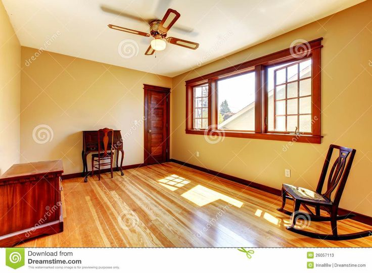 Very Much Like The Existing Dark Gold Yellow Walls Cherry
