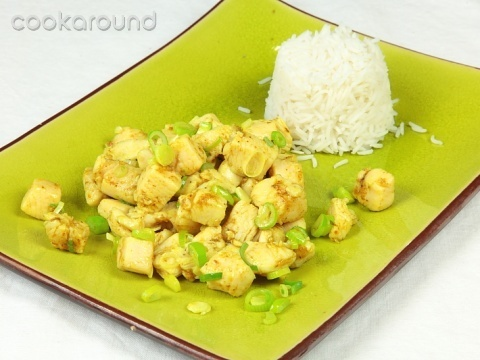Pollo al curry: Ricette Cina | Cookaround