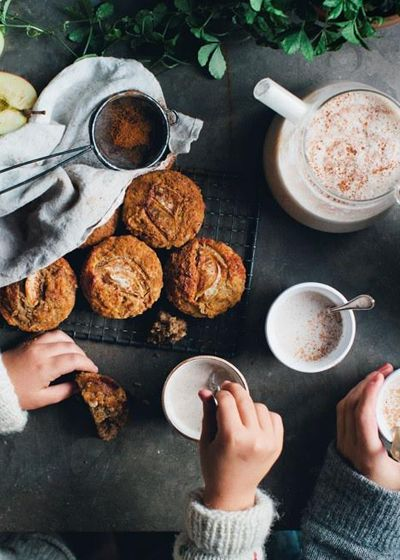 Give your hot chocolate a little kick - with pepper! It'll warm you from the inside out, and put a smile on your face. We love this recipe from Hemsley and Hemsley.