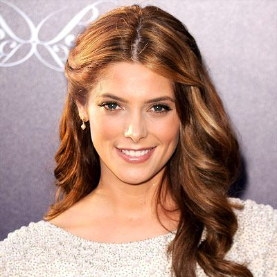 Top 10 Party Hairstyles of 2010 - 1. Ashley Greene's Pinned-Back Waves from #InStyle