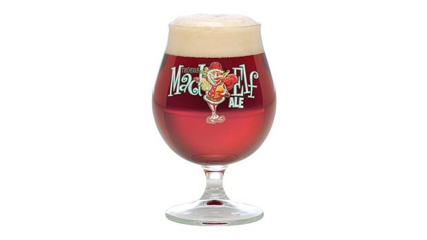 Troeg's Mad Elf: Best Holiday Beers. . . .had one today in Athens, Ohio at Jackie O's!