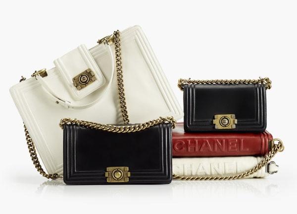#Chanel boy bag