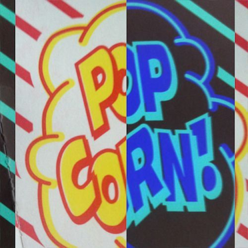 pop art pop corn