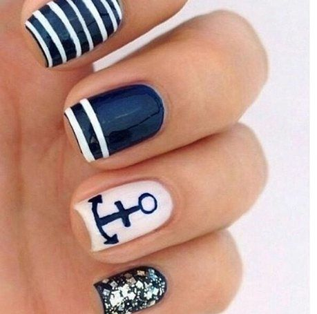 nail art summer nails ideas
