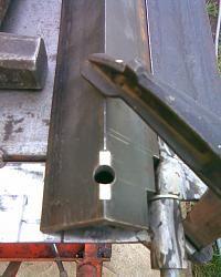 Sheet Metal Bender Brake The Make (DIY) & First Use Stainless Steel BBQ-11.jpg