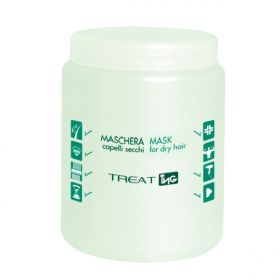 ING Mask Dry Hair (Μάσκα Για Ξηρά Μαλλιά) 1000ml Επαγγελματική μάσκα μαλλιών με λάδι ελιάς. Είναι ιδανική για μαλλιά αφυδατωμένα από τα χημικά προϊόντα (βαφές, περμανάντ, ντεκαπάζ) καθώς τα ενυδατώνει σε βάθος επαναφέροντας τα φυσικά επίπεδα υγρασίας στην τρίχα. Οδηγίες χρήσης: Βάζουμε την μάσκα σε νωπά μαλλιά απλώνοντας την σε όλα τα μήκη. Την αφήνουμε για λίγα λεπτά και μετά ξεβγάζουμε καλά.  Τιμή €10.00