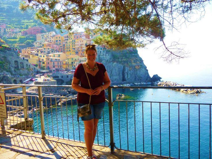 Hello from Cinque Terre! www.SimpleTravelDeals.com
