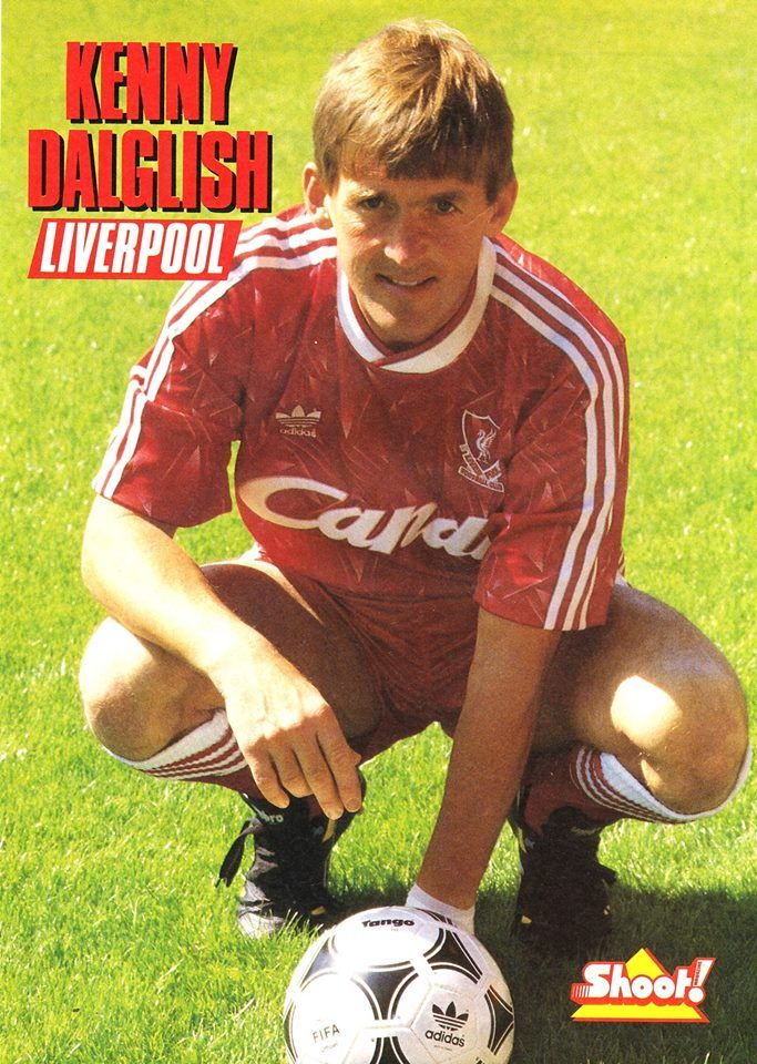 ♠ The History of Liverpool FC in pictures - KING Kenny Daglish #LFC #History #Legends