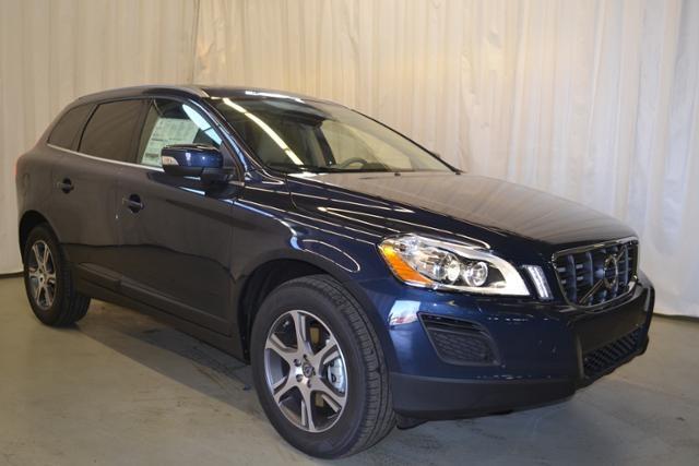 New 2013 Volvo XC60 For Sale   Champaign IL Sullivan-Parkhill