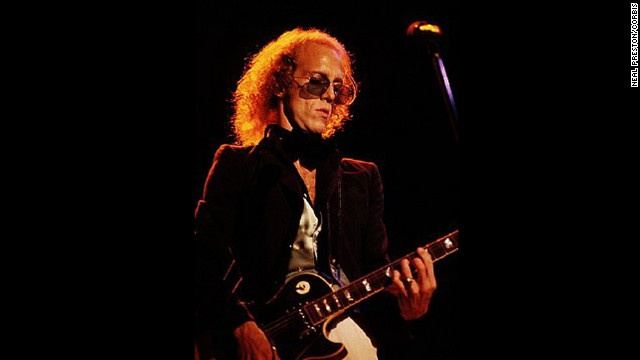 RIP ~ Bob Welch, a guitarist with Fleetwood Mac from 1971 to 1974 and who also enjoyed a successful solo career (31Aug1945 - 07Jun2012)
