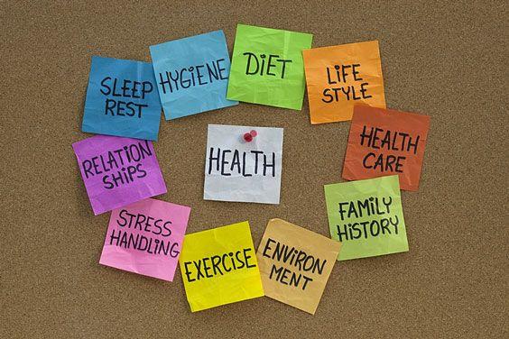 Health Factors to consider