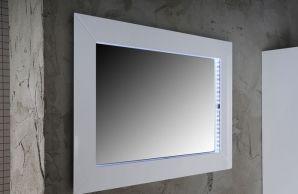 Lena Fürdőszobai tükör LED világítással